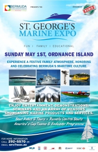 Marine Expo, May 1 at St George