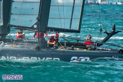 Bermuda Host Successful America's Cup World Series